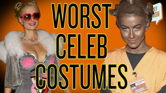 News video: Halloween Costume Fails by Celebrities | DAILY REHASH | Ora TV